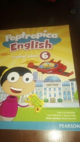 poptropica english 6 nuevo libro