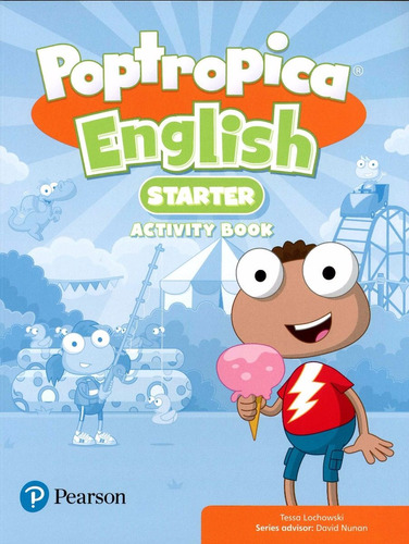 poptropica english starter - pupil's book + activity book