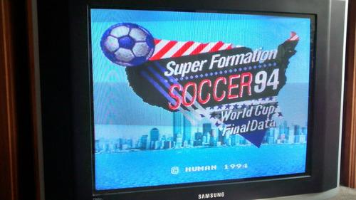 populous  soccer 96  jogo nintendo snes  super famicon snes