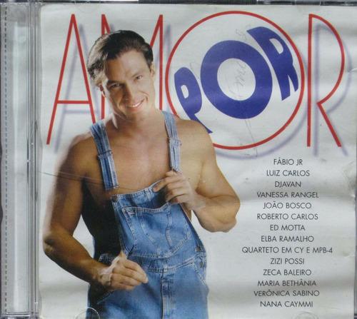 por amor - cd trilha sonora nacional
