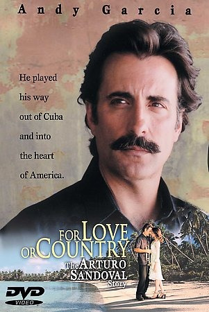por amor o patria  for love or country   andy garcia