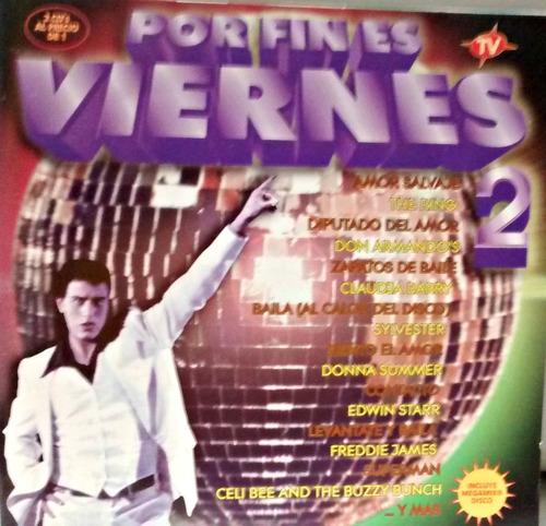 por fin es viernes 2/ sylvester,the ring,poussez / 2 cd,s