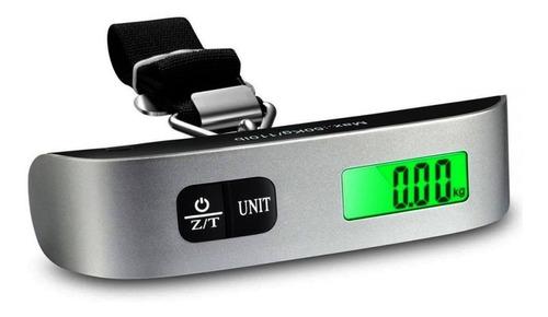 por mayor 4u balanza electronica viaje equipaje valijas 50k