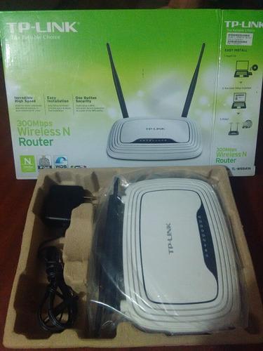 por no usar vendo tplink wireless n router de 300 mbps