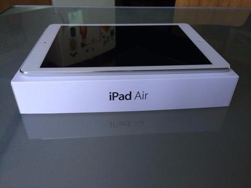 por poco tiempo ipad air 16gbwifi blanca envíos todo el país