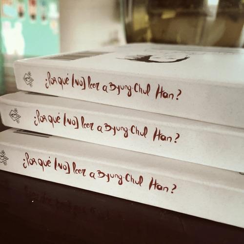 ¿por qué (no) leer a byung-chul han?