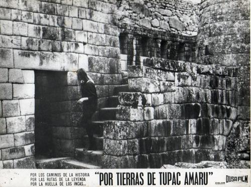 por tierras de tupac amaru documental machu picchu peru