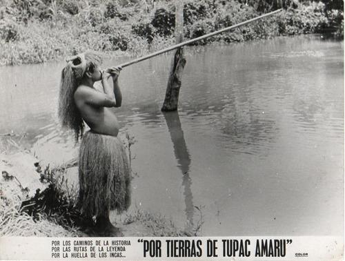 por tierras de tupac amaru documental peru machu picchu