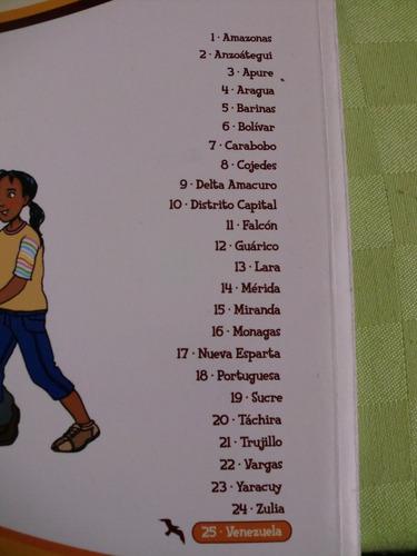 por viaje vendo enciclopedia wepia, venezuela -incompleto-