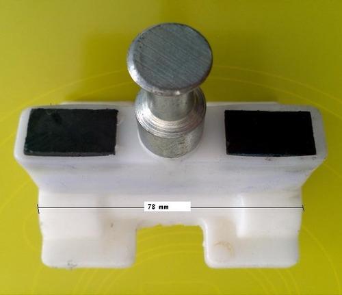 porca acionadora p/  motor basculante 60-5/8 garen