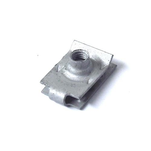 porca roscada aco quadrada 6x1mm chevette 1969 a 1994