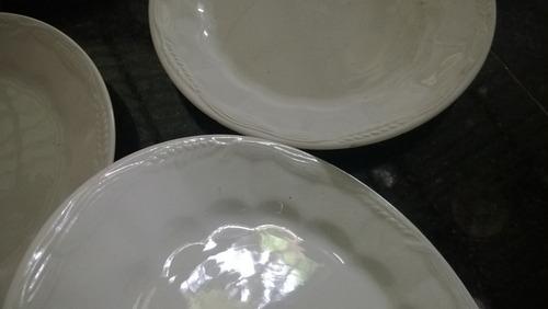 porcelana antiga pratos