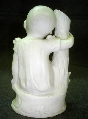 porcelana antigua figura