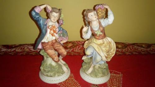 porcelana capodimonte - ke
