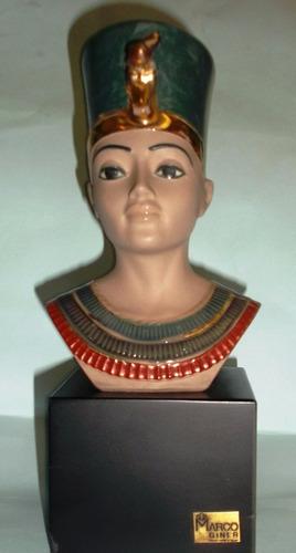 porcelana diosa cleopatra