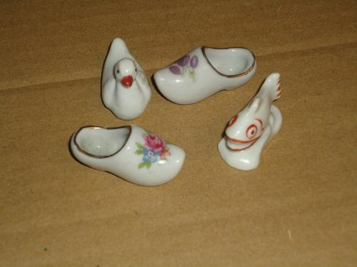 porcelana figuras y motivos distintos oferton