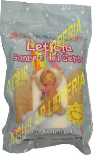 porcelana fria leticia suarez del cerro - 10 kilos