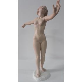 Porcelana Hutschenreuther Dama Desnuda