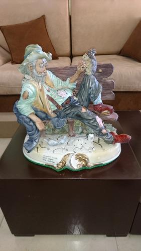 porcelana italiana el vagabundo