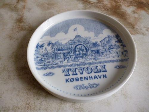porcelana tivoli de 43 años antiguedad