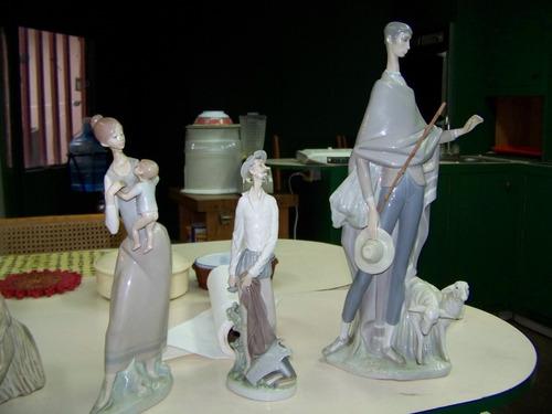 porcelanas lladro espanolas