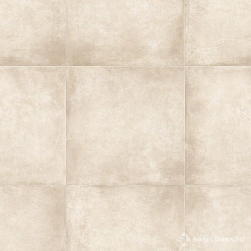 porcelanato 58x58 terraferma marfil 1ra rectificado beige