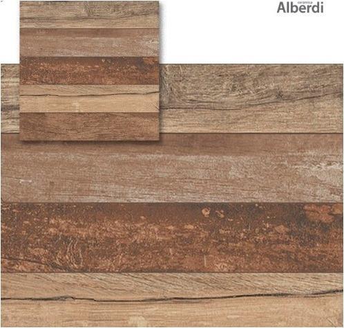 porcelanato alberdi 62 x 62  madera mix 1 era