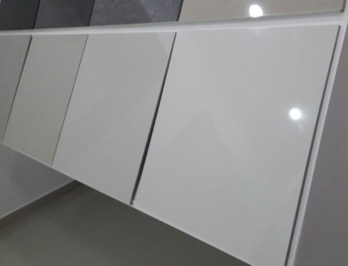 porcelanato blanco  doble carga 60x60 x mt2