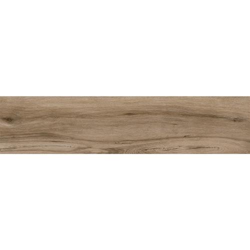 porcelanato europeo 22.5 x 90 mate tipo madera nut