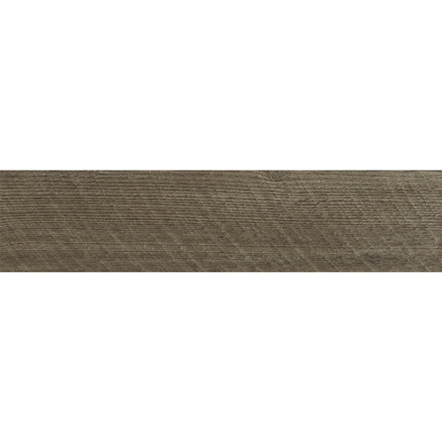 porcelanato europeo 23 x 120 mate tipo madera marrón oscuro