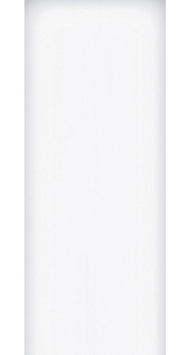 porcelanato europeo 25x75 blanco pulido