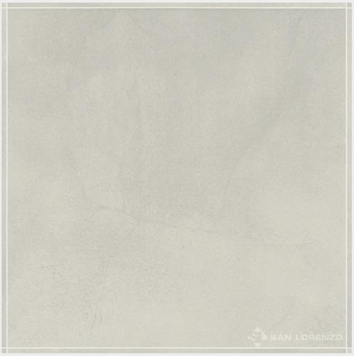 porcelanato gris moods tiza 1era cal 56.7x56.7 san lorenzo