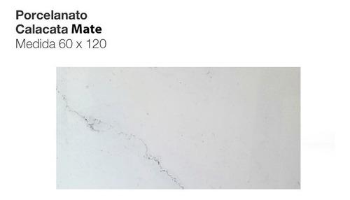 porcelanato incepa calacata mate 60x120