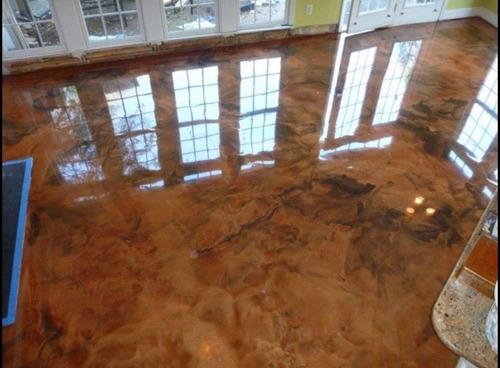 porcelanato liquido, metalizado, epoxicos  pisos industrial