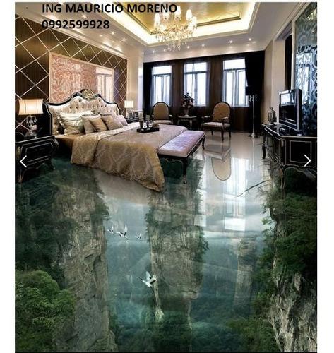 porcelanato líquido, pisos 3d, pisos epóxicos industriales.