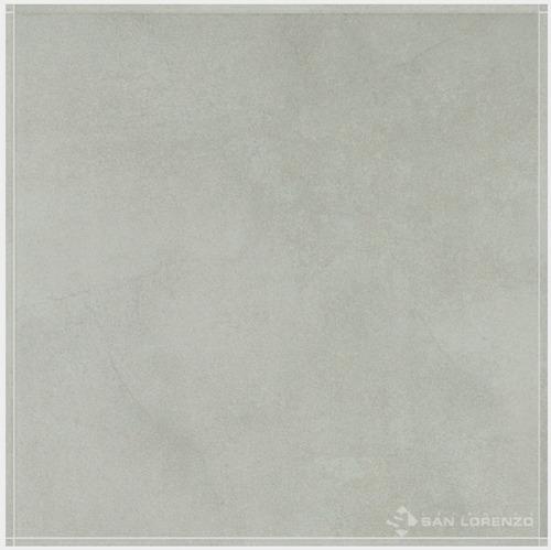 porcelanato moods gris pulido 1era cal 56.7x56.7 san lorenzo
