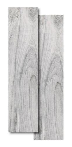 porcelanato pamesa aire blanco simil madera 20x120 gris