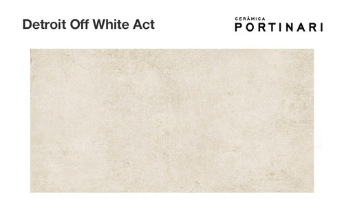 porcelanato portinari 60x120 detroit off white