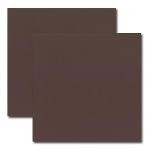 porcelanato pulido 60x60 marron / oscuro pulido eliane