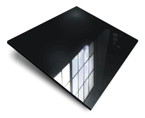 porcelanato pulido negro 60x60 ceramisur