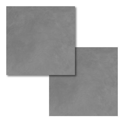 porcelanato rosetto compact gris hd 60x60 rectificado