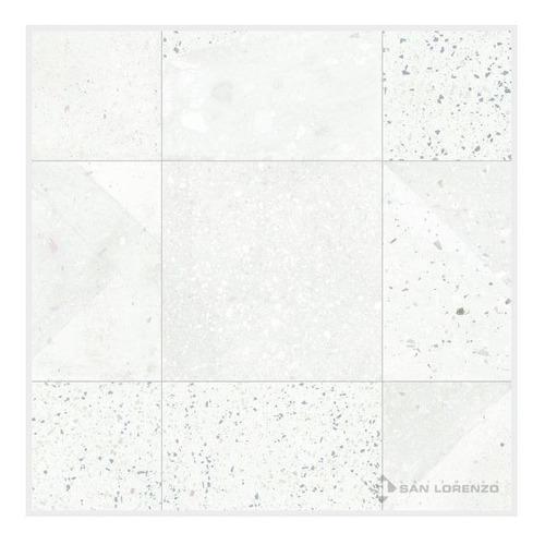 porcelanato san lorenzo filomena claro 27.5x27.5