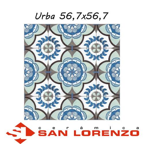 porcelanato san lorenzo urba calcareo recft. 56,7x56,7