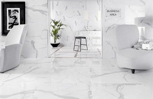 porcelanato san pietro calacata plata 80x80 primera calidad