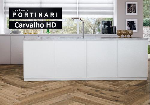 porcelanato simil madera portinari carvalho 20x120