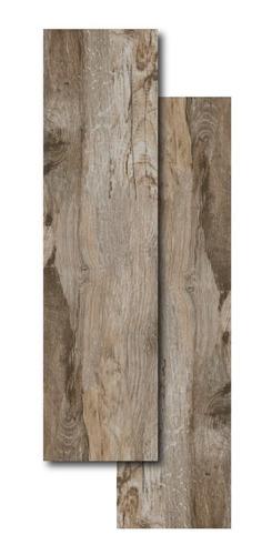 porcelanato simil madera rosetto 16x100 madera rustico