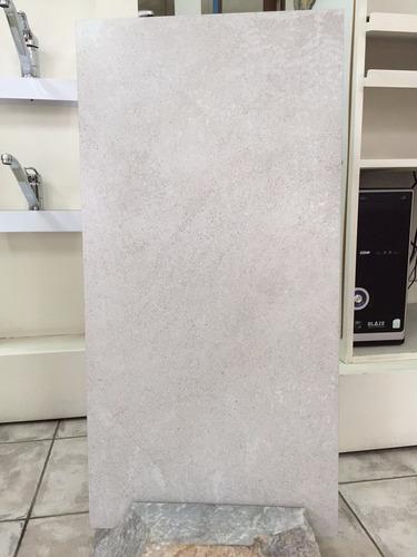 porcelanato simil piedra 45x90 stone white 1ra calidad