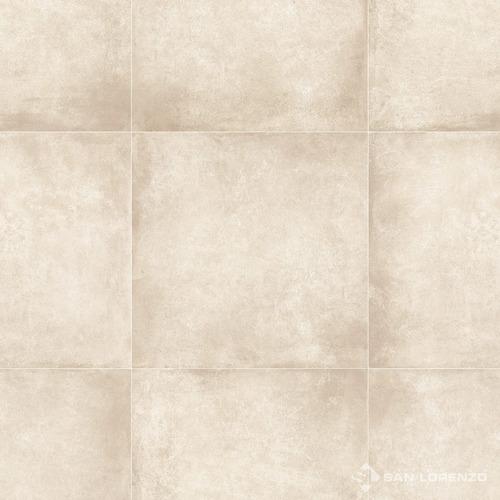 porcelanato terraferma 58x58 marfil san lorenzo