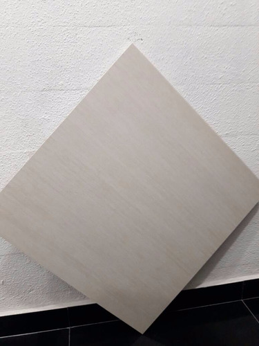 porcelanato travertino beige doble carga 60x60