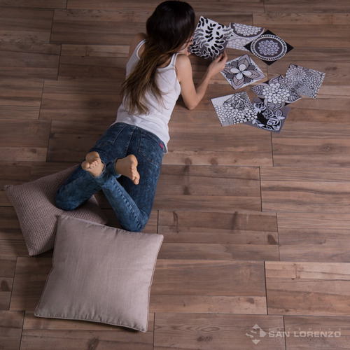 porcelanatos de piso y pared san lorenzo tavolo simil madera natural 29x58 1ra